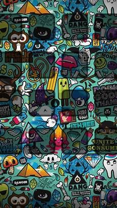 Graffiti Wallpaper Iphone X