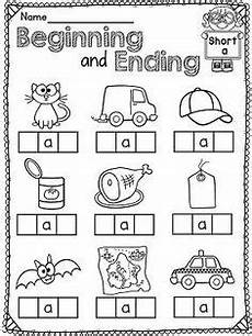 beginning worksheets free 18609 march printable packet kindergarten literacy and math cvc medial sound for st