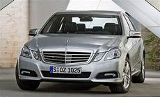 2010 Mercedes E Class Sedan And Coupe Pricing Model