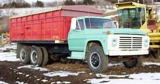 1968 Ford Truck  Used F600 For Sale In