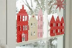 Diy Dezember Teil 1 Ideen Aus Papier Fensterdeko