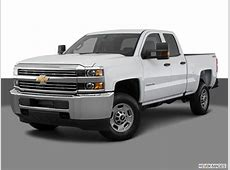 Chevrolet Silverado 2500 HD Double Cab   Pricing, Ratings