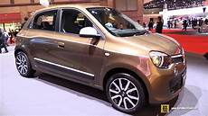 2016 Renault Twingo Exterior And Interior Walkaround
