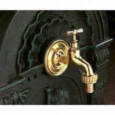 robinet pour fontaine extérieure robinet exterieur avec rosace