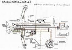 kabelbaum f 252 r simson kr51 1 kr51 2 sr4 2 3 4 mit
