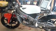 2004 honda rs125 hrc gp bike youtube