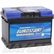 Autobatterie 60 Ah - autobatterie 60ah eurostart 12v 60 ah 560a en