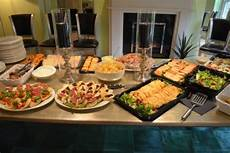 fully catered hen cottage soiree food catering