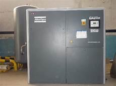 atlas copco ga 37 ff dry compressor exapro