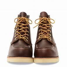 moc toe 8138 moc toe herren wing shoes