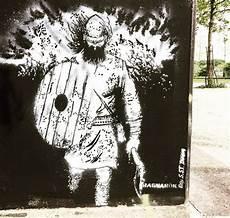 ragnarok by sstdivision stencil vikings ragnarlothbrok