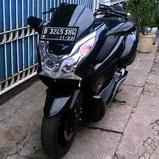 Pcx Modif Touring by Doctor Matic Klinik Spesialis Motor Matic Modifikasi