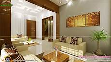 Interior Design Kitchen Living Room Contemporary Kitchen Dining And Living Room Kerala Home
