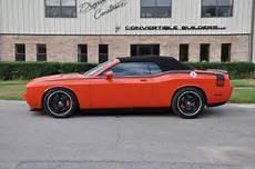 Dodge Challenger Cabrio - dodge challenger convertible drop top customs