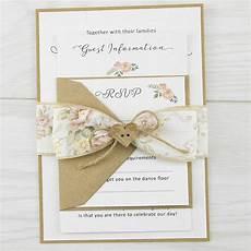 beatrice parcel wedding invitation pure invitation