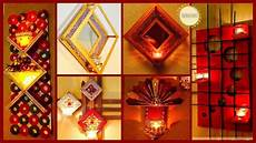 5 unique wall hanging with light holder gadac diy home decorating ideas diy crafts diwali