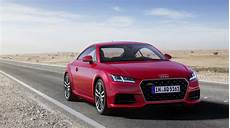 2019 audi tt officially revealed with 2 0 tfsi making 197 or 245 hp autoevolution