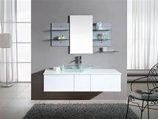 mensole bagno mobile bagno arredo bagno completo pensile bianco 140cm