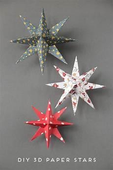 Diy 3d Paper Decorations Diy