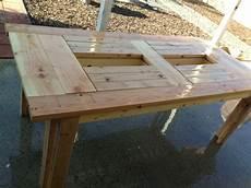 holz tischplatte für draussen tisch selber bauen 252 ber 80 kreative vorschl 228 ge