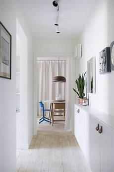 Flur Ideen Ikea - narrow hallway with ikea besta cabinet creative spaces