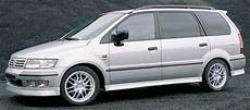view of mitsubishi space wagon photos features