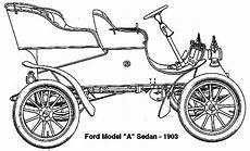 Model T Ford Coloring Page By Free Printable Coloring