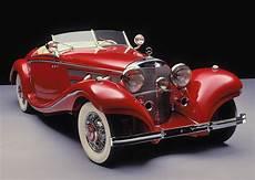 1935 Mercedes 540 K Spezial Roadster Review