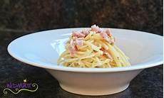 Spaghetti An Mascarpone Schinken Sauce Meine Urlaubs