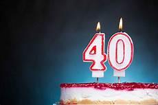 40 ideas to plan a 40th birthday