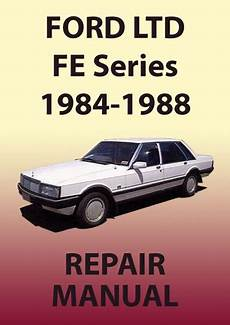 service manuals schematics 1991 ford f series security system ford ltd fe workshop manual download pdf nowford falcon repair manuals