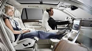 Volvo Sẽ Trang Bị Camera Trong Khoang Ca Bin Theo D&245i Sức