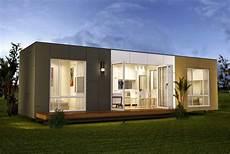 Habitat Moderne Et Ecologique La Maison Container