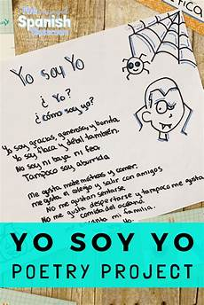 basic poetry worksheets 25244 yo soy yo basic poetry writing assignment poetry projects writing assignments
