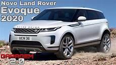 Novo Range Rover Evoque 2020 Garagem 2 0