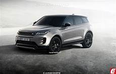 2020 range rover evoque ii looks engines and everything