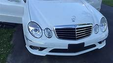 Mercedes W211 E550 Headlight Problem