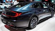 When Will The 2020 Hyundai Sonata Be Available by Hyundai Sonata 2020 Interior And Exterior Walkaround