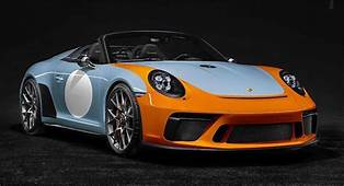Porsche 911 Speedster Looks Positively Sexy In These