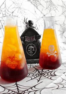spooky halloween drink toxic tonic and the blog