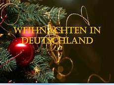weihnachten in deutschland in germany by
