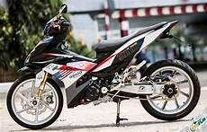 Modifikasi Jupiter Mx King by 2001 Modifikasi Motor Yamaha Jupiter Mx King Keren Dan
