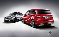 classe b amg this is how a mercedes b 45 amg could look