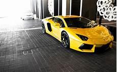 Lamborghini Aventador Yellow Wallpaper Hd 1920x1080