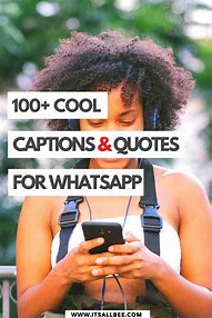 Image result for whatsapp QUOTES itsallbee