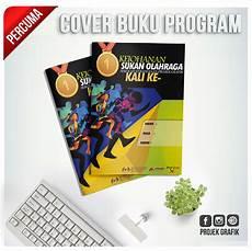 Cover Buku Program Sukan Dan Olahraga Theprojekgrafik
