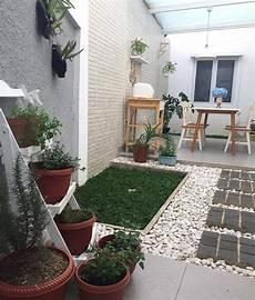 Desain Taman Dalam Rumah Paling Bagus Rumah Central