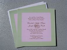How To Do Your Own Wedding Invitations inexpensive make your own wedding invitations how to do
