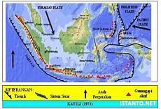 Proses Terbentuknya Jalur Gunung Api Di Indonesia Mari