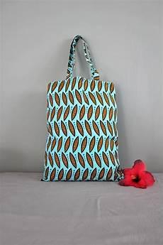 sac en tissu tote bag motifs ethniques sac tissu pagne sac wax